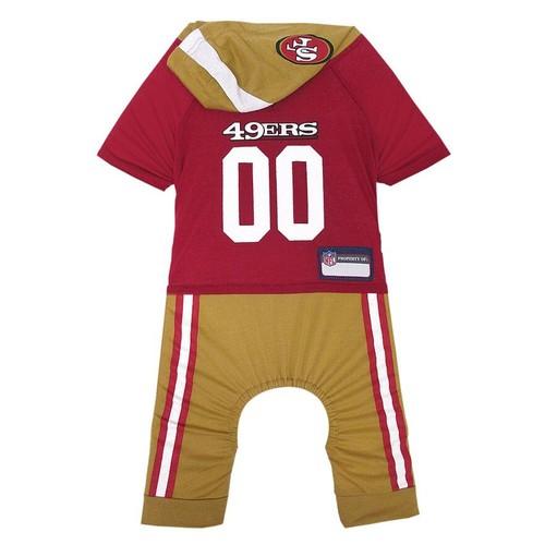 San Francisco 49ers NFL Team Pajamas