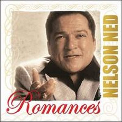 Romances By Nelson Ned (Audio CD)