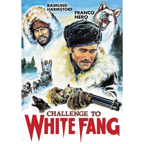 Challenge to White Fang (DVD)