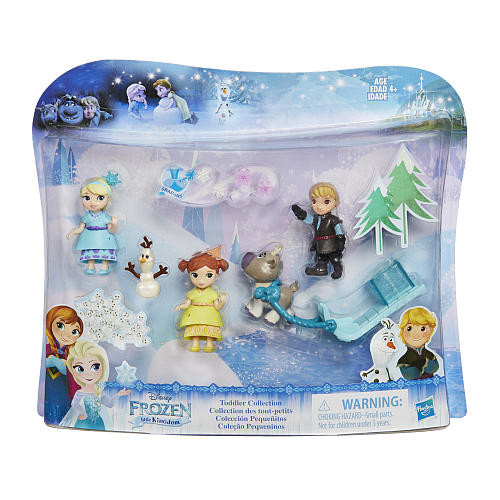 Disney Frozen Little Kingdom Toddler Collection Playset