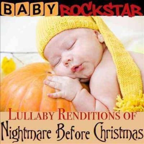 Baby rockstar - Lullaby renditions of the nightmare b (CD)