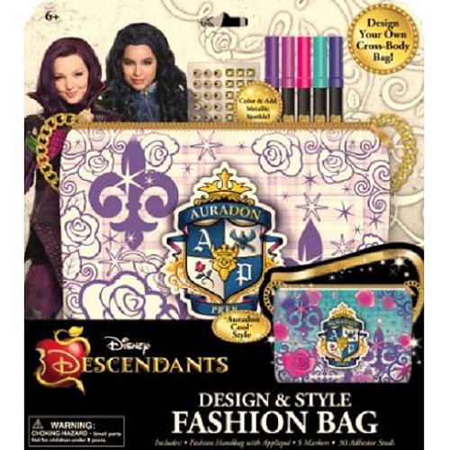 Disney Descendants Design & Style Fashion Bag - Auradon Prep