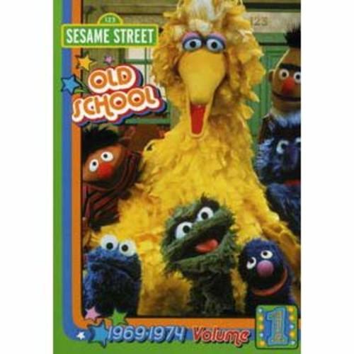 Sesame Street: Old School, Vol. 1 - 1969-1974 [3 Discs]