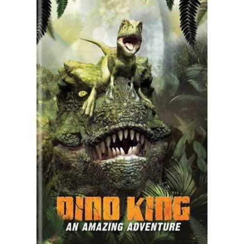 The Dino King: An Amazing Adventure