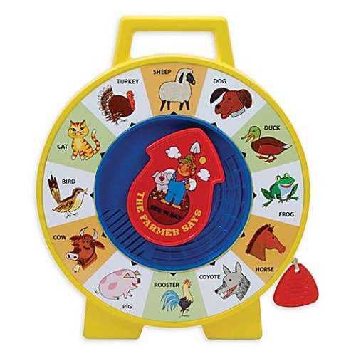 Fisher-Price Classics See n' Say Farmer Says