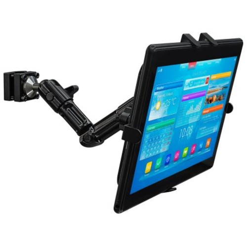 Mount-It! Car Back Seat Headrest Tablet Mount for 7 to 11 Inch Screen Sizes