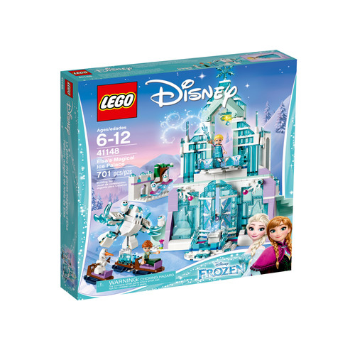 LEGO Disney Princess Elsa's Magical Ice Palace #41148