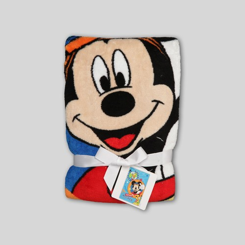 Disney Mickey Mouse Clubhouse Toddler's Fleece Blanket