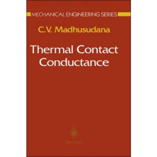 Thermal Contact Conductance / Edition 1