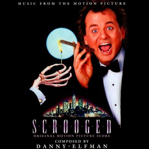 Scrooged [Original Motion Picture Score] [CD]