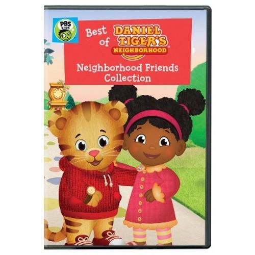 Best of Daniel Tiger's Neighborhood: Neighborhood Friends Collection (DVD)