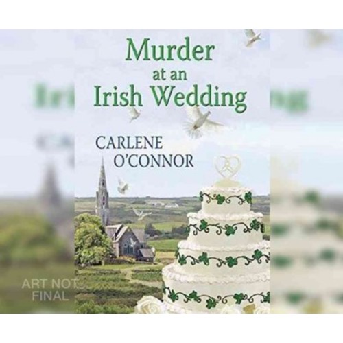 Murder at an Irish Wedding (MP3-CD) (Carlene O'Connor)