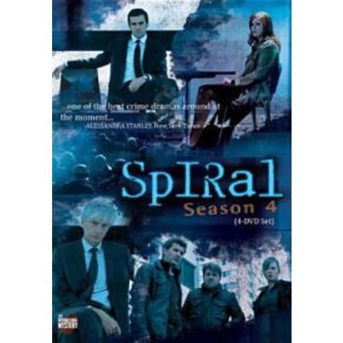 Spiral: Season 4 [4 Discs]