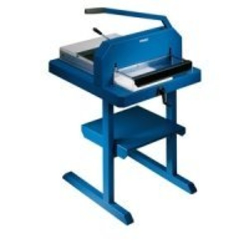 Dahle 848 Professional Paper Stack Cutter, 700 Sheet Capacity, 18-5/8