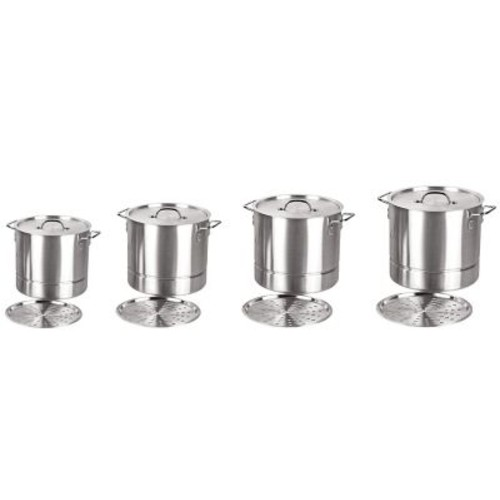 Gourmet Chef 8 Piece Stock Pot Set