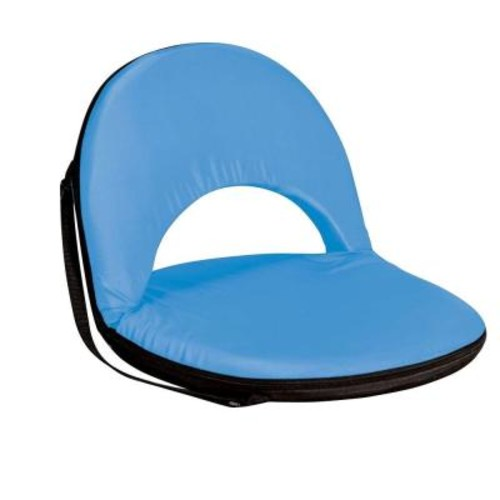 Picnic Time Sky Blue Oniva Recreational Reclining Seat