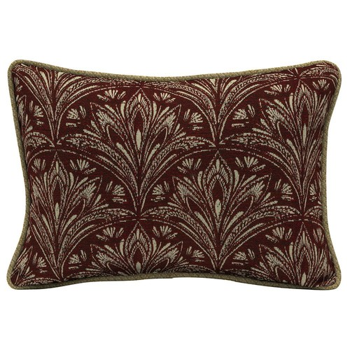 Bombay Outdoors Royal Zanzibar Medallion 2-piece Reversible Oversize Oblong Throw Pillow Set