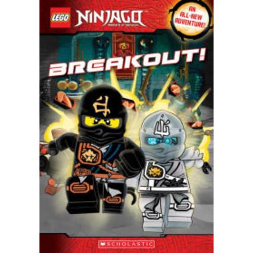 Breakout (LEGO Ninjago Chapter Book Series #8)