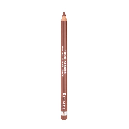 1000 Kisses Stay On Lip Liner Pencil, Tiramisu 050, 0.04 oz (1.2 g)