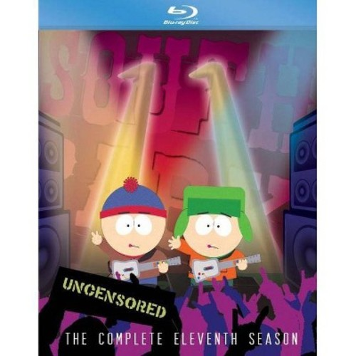South Park:Complete Eleventh Season (Blu-ray)