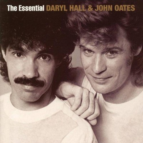 Daryl Hall & John Oates - The Essential Daryl Hall & John Oates (Remastered) (CD)
