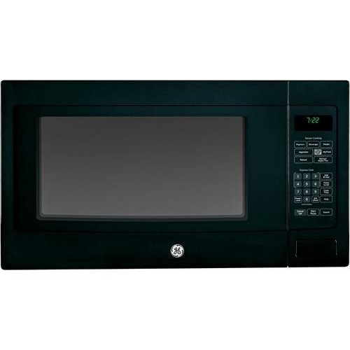 GE 2.2 cu. Ft. Countertop Microwave in Black with Sensor Cooking PEB7226DFBB