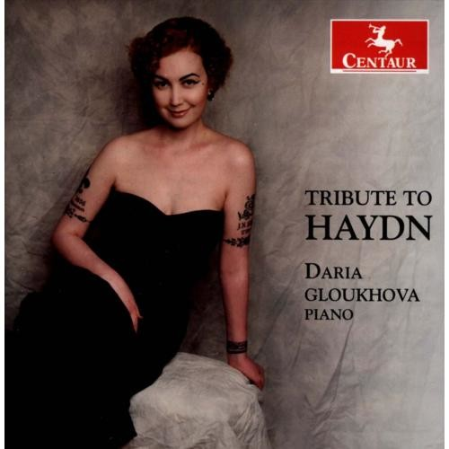 Tribute To Haydn-CD