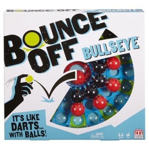 Bounce-Off Bullseye Game