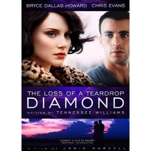 Loss Of A Teardrop Diamond