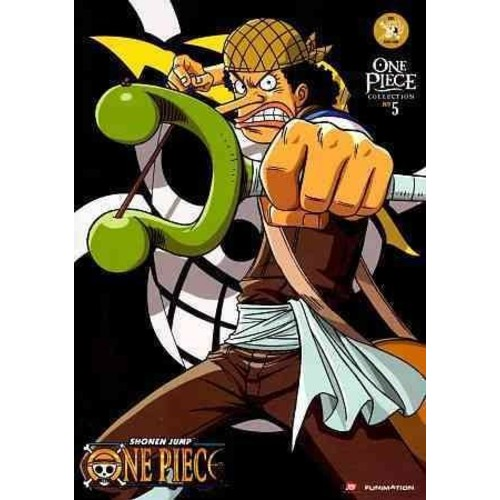 One Piece: Collection Five (DVD)