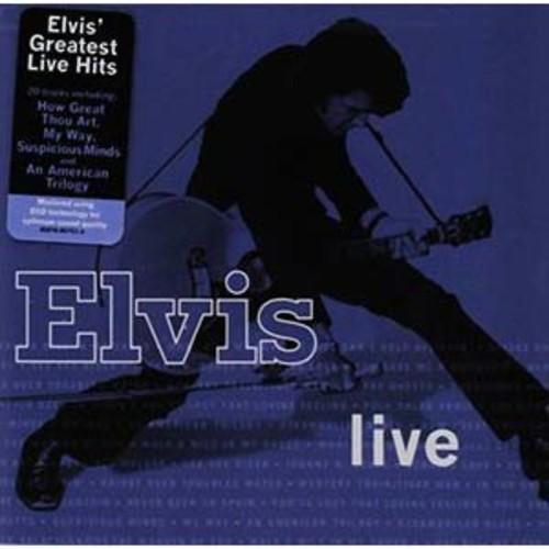 Elvis Live Elvis Presley