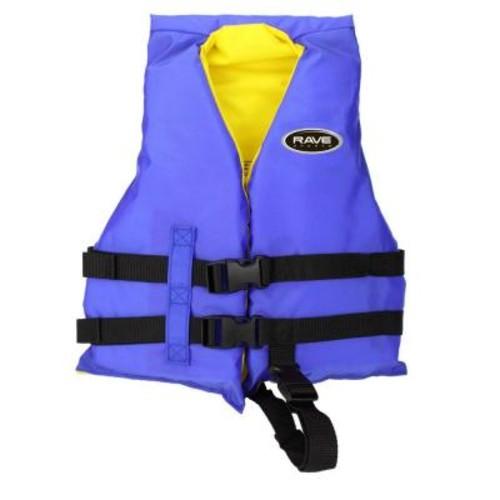 RAVE Sports Universal Nylon Child Life Vest