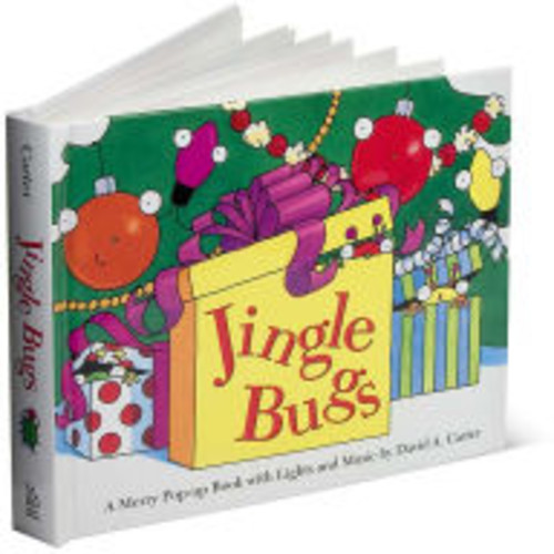 Jingle Bugs: A Merry Pop-up Book with Lights and Music!