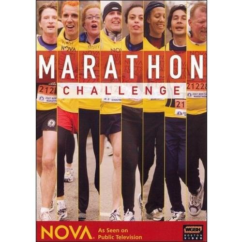 NOVA: The Marathon Challenge [DVD] [2007]