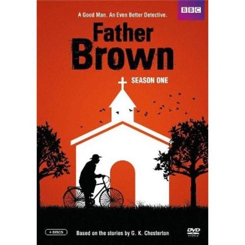 Father Brown: Season One [4 Discs] [DVD]