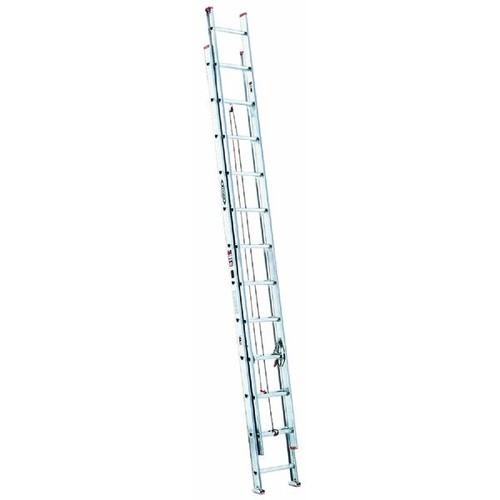 Werner Type III Aluminum Extension Ladder - D1128-2