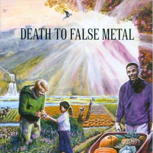 Death to False Metal [CD]