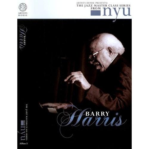 Barry Harris: The Jazz Master Class Series From NYU [DVD] [English]