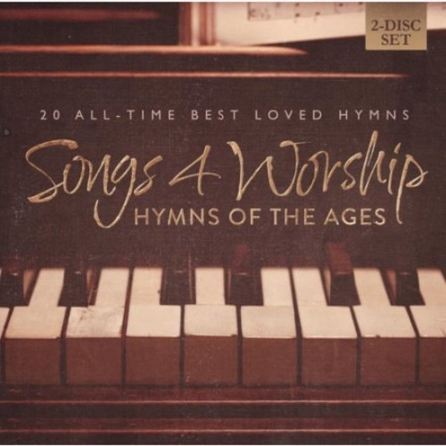 Songs 4 Worship: Hymns of the Ages [CD]