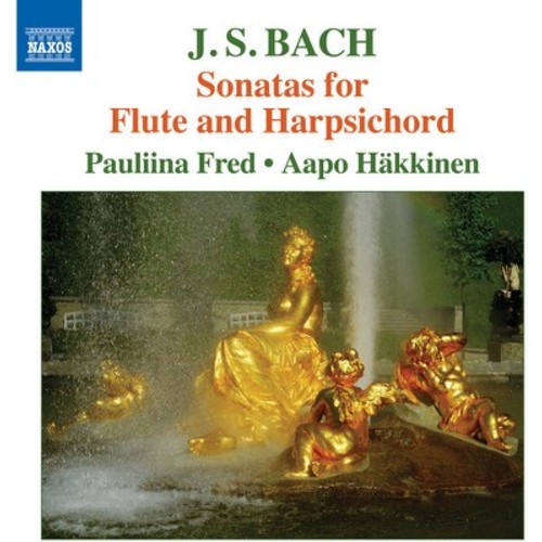 Paulina Fred - Bach: Sonatas for Flute & Harpsichord