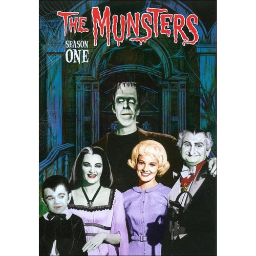 The Munsters: Season One [DVD]