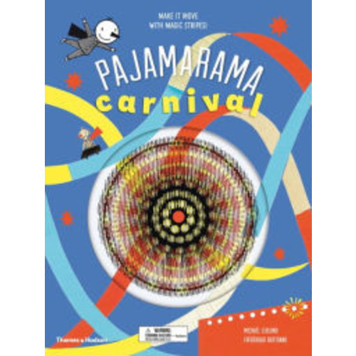 Pajamarama: Carnival: See the world through stripes!