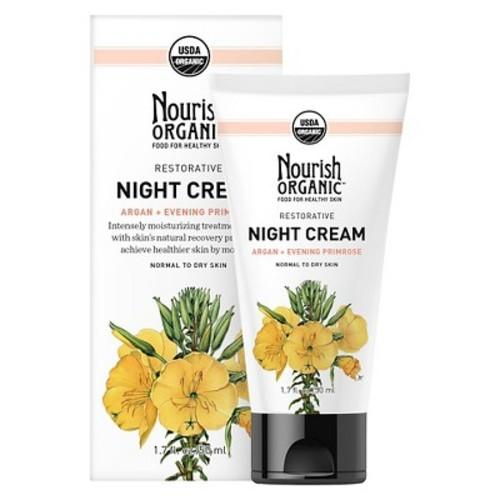 Nourish Organic Restorative Night Cream 1.7 oz