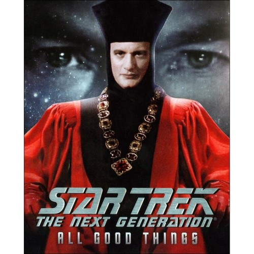 Star Trek: The Next Generation - All Good Things [Blu-ray]