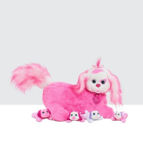 Just Play Puppy Surprise Plush - Lexie and Her Puppies