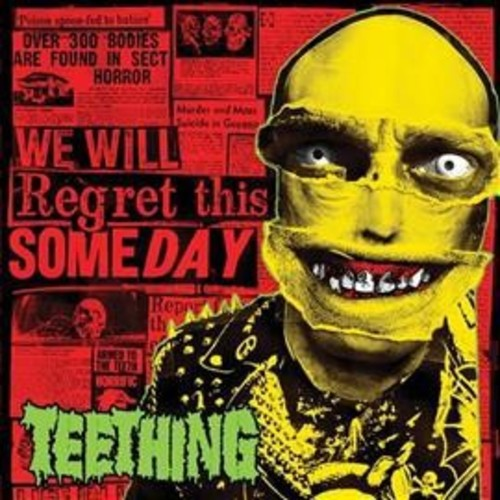 Teething - We Will Regret This Someday (CD)