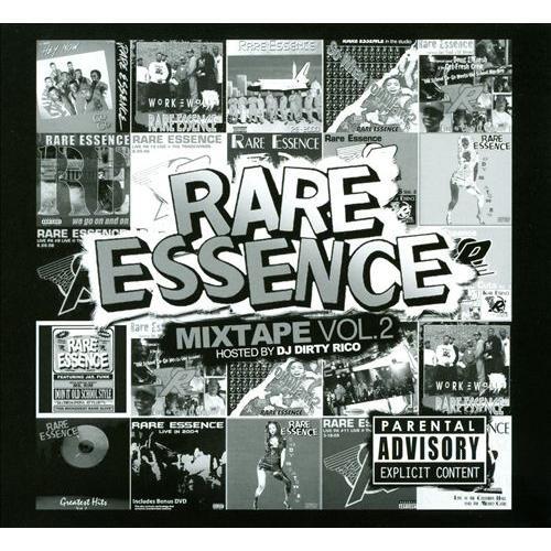 Mixtape, Vol. 2 Hosted by DJ Dirty Rico [CD] [PA]