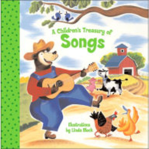 A Children's Treasury of Songs