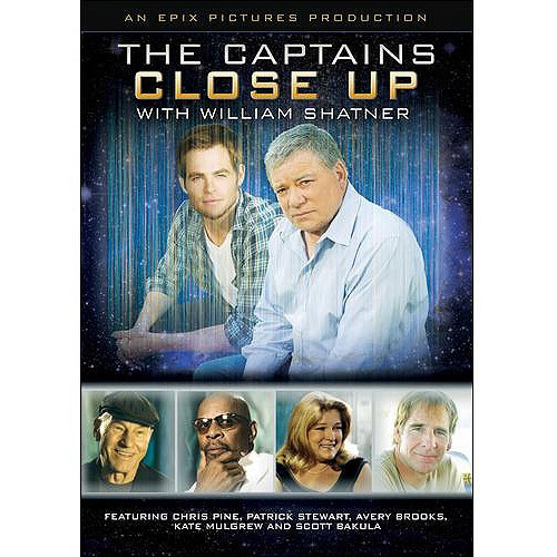 The Captains Close Up [DVD]