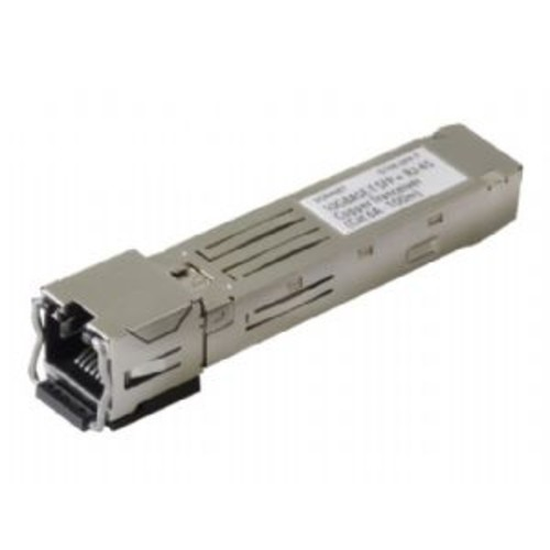 Sonnet SFP+ TO 10GBASE-T RJ45 COPPER PERPTRANS (G10E-SFP-T)